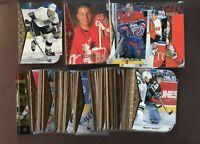 1994/95 SP *Die-Cut* SET #1-195 w/ GRETZKY ROY YZERMAN JAROME IGINLA ROOKIE ++!
