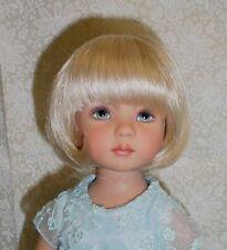 "Monique DOLL Wig ""Doris"" Size 7/8 - Pale Blonde fits Effner Little Darling"