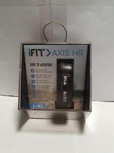 New iFit Axis HR- Plum -Model# IFAXJL215 - L/XL