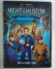 NIGHT AT THE MUSEUM: SECRET OF THE TOMB Widescreen Version DVD 2014