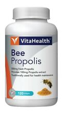 VitaHealth Bee Propolis Immune System Booster w/Antioxidant 120's FREE Shipping