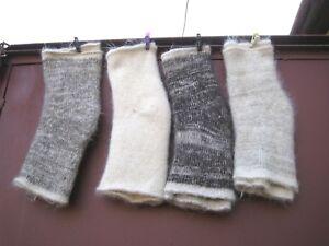 Knee warmer elbow wrap 100% natural goat down yarn Healing Russian craft