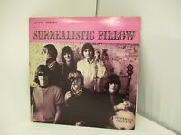 Jefferson Airplane Surrealistic Pillow LP RCA RE