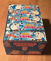 """Lotte, Chewing Gum, """"Doraemon Fusen Gum - Soda flavor"""" 5 gum sticks x 20"""