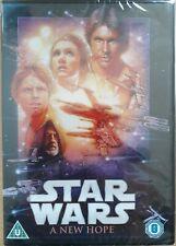 STAR WARS - A HOPE HOPE - EPISODE 4 (IV) (DVD, 2015) *BRAND NEW & SEALED*