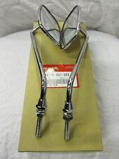 GENUINE HONDA C102 C100 CM90 CM91 C110 PAIR OF MIRRORS 88110-001-305