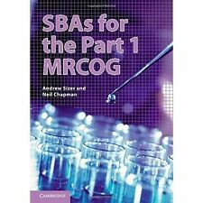 SBAs for the Part 1 MRCOG by Neil Chapman, Andrew Sizer (Paperback, 2014)