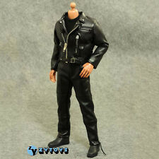 HOT FIGURE Toys 1/6 Terminator 2: Judgment Day T800 Leather suit