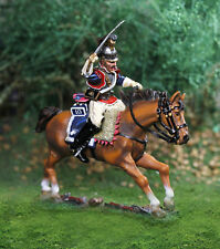 THE COLLECTORS SHOWCASE NAPOLEONIC FRENCH CS00809 CUIRASSIER OFFICER MIB