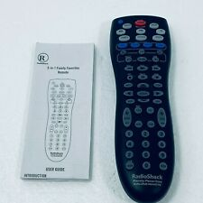 15-2200 Radio Shack 5 in 1 Remote Control Family Favorites w/ User Guide Tested