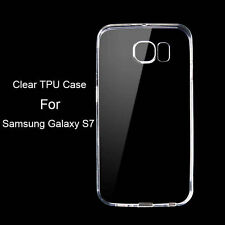 1PC Cell Phone Soft Silicone Case Cover Skin Protector for Samsung Galaxy S7