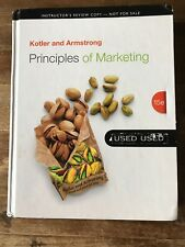 Principles of Marketing by Gary Armstrong and Philip Kotler (2013, Hardcover,...