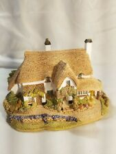 "Lilliput Lane ""Periwinkle Cottage"" English Collection 1990 With Deed/Box"