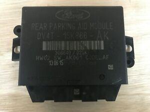 FOCUS KUGA C MAX REAR PARKING AID ASSIST MODULE  DV4T-15K866-AK  2012 - 2015