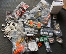Mixed Plumbing Joblot End Feed Solder Ring Space Brass Valves Rothenberger