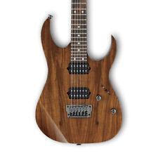 Guitares électriques marron