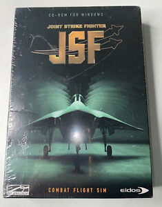 JSF Joint Strike Fighter PC Game New Sealed Windows 98 Me Xp Combat Flight Sim