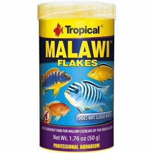 Tropical Malawi Flakes 55G
