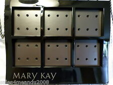 New In Box Empty Mary Kay Magnetic Cosmetic Organizer Display Tray w/ Lid Cover