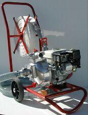Groupe Motopompe HONDA GX 160 - 5,5 CV  Sur Chariot - Sécurité Incendie -