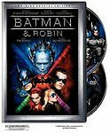 Batman & Robin (Two-Disc Special Edition) - NEW OOP DVD