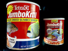 Tetra Jumbo Freeze Dried Krill 3.50 OZ-100 GM
