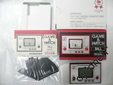 GAME & WATCH BALL CLUB NINTENDO JAPAN MEMBER LIMITED BRANDNEW