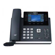 Yealink T46u 16 Line IP Phone 4.3 Colour Display Backlight Dual Gigabit T46s