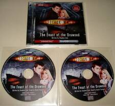 DOCTOR WHO : The FEAST OF THE DROWNED  2 x CD Set (2006) Ex/Mint.  DAVID TENNANT