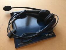GN Netcom GN 2200 Duo Azul Auriculares. totalmente Nuevo Y En Caja.