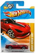 2012 Hot Wheels #11 New Models 2013 Viper SRT