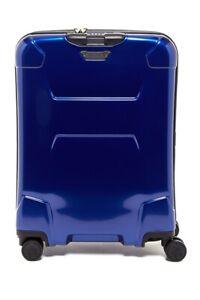 "Briggs & Riley Torq QU121SPW-32 21"" COBALT Wide Body Carry on Wheeled Luggage"