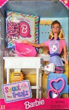 Barbie Sweet Treats 1998 nunca quitado de la caja
