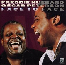 Oscar Peterson - Face to Face [New CD]