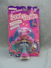 Vintage Hasbro Secret Beauties Nail Polish Sweet Violet Doll Moc