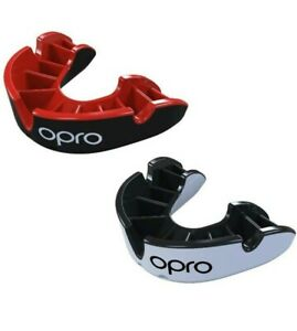 Opro Mouthguard Twin Pack - Youth BNIB