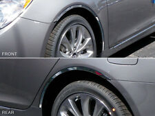 QAA  WQ11360 Stainless Steel Wheel Trim Kit for 2011 - 2013 Hyundai Sonata.