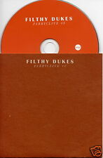 FABRICLIVE 48 FILTHY DUKES 2009 UK 23-trk promo CD