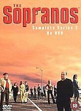 The Sopranos - Series 3 - Complete (DVD, 2002, 4-Disc Set)