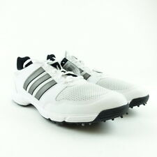Adidas Size 13 Mens Sneakers Tech Response 4.0 Golf Shoes White Gray 816570