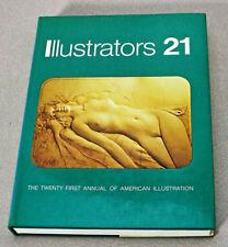 SOCIETY OF ILLUSTRATORS 21ST ANNUAL OF AMERICAN ILLUSTRATION