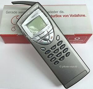 NOKIA 9210 RAE-3N COMMUNICATOR HANDY UNLOCKED MOBILE PHONE QWERTZ SWAP-UNIT NEU