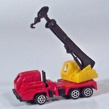 "Generic Mobile Crane Truck 3.25"" Diecast Scale Model"
