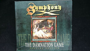 Symphony X The Damnation Game Special Edition Digipack NM (516)