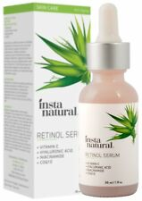 InstaNatural Retinol Serum With Vitamin C and Hyaluronic Acid – 30 ml
