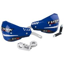 "Tusk D Flex Pro Handguards 1 1/8"" Bars Bue Motorcycle Dirt Bike Hand Guards"
