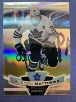 2019-20 OPC Platinum Rainbow All Star Variation #10 Auston Matthews Toronto SP