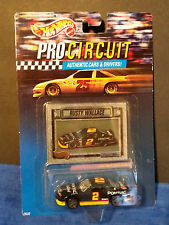 Hot Wheels Pro Circuit Authentic Cars & Drivers Rusty Wallace Pontiac Grand Prix