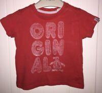 Boys Age 12-18 Months - Penguin T Shirt