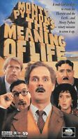 Monty Python's The Meaning of Life (VHS) 1983